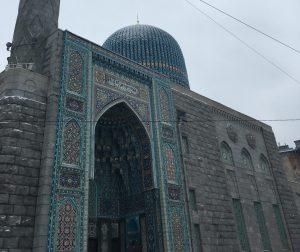 great mosque of st petersburg